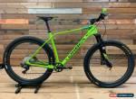 Custom 2018 Orbea Alma M30 29er Chris King - Carbon Frame Cranks Wheels - XL for Sale