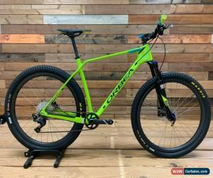 Classic Custom 2018 Orbea Alma M30 29er Chris King - Carbon Frame Cranks Wheels - XL for Sale