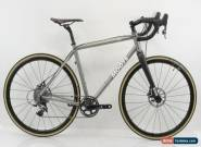 2014 Moots Routt Titanium Gravel Bike 54cm Zipp 202 Firecrest SRAM Force 1x for Sale