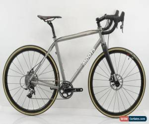 Classic 2014 Moots Routt Titanium Gravel Bike 54cm Zipp 202 Firecrest SRAM Force 1x for Sale