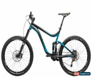"Classic 2015 Giant Reign 2 Mountain Bike X-Large 27.5"" Aluminum Shimano SLX RockShox for Sale"