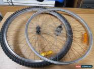 26 Inch Mountain Bike Wheels, Alloy Suit 5/6/7/sp for Sale