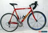 Classic Cannondale Saeco Road Bike Pro Team Large 58cm Ultegra Rolf USA Made For Charity for Sale