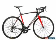 2017 Specialized S-Works Tarmac Road Bike 56cm Carbon Shimano Dura-Ace Ultegra for Sale