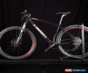 Classic Used 2013 Specialized S-Works Stumpjumper 29er Mountain Bike Size Large or 19in for Sale