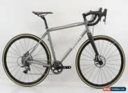 2014 Moots Routt Titanium Gravel Bike 54cm Zipp 202 Firecrest SRAM Force 1x for Sale