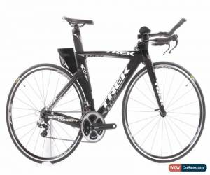 Classic USED 2012 Trek Speed Concept Small Carbon TT Bike Shimano Dura-Ace Di2 2x11 USA for Sale