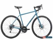 2015 Salsa Vaya 2 Gravel Bike 56cm Steel Shimano 105 5700 10s SUNringle Inferno for Sale