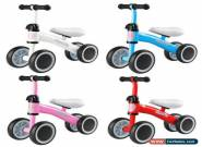Kids Two-Wheeled Balance Training Walker For Toddlers 2-6 Years Old Children for Sale