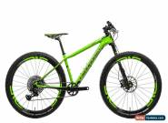 """2017 Cannondale F-Si Carbon Team Mountain Bike Small 27.5"""" SRAM XX1 Eagle 12s for Sale"""