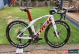 Classic Trek Madone SLR Project One Disc Carbon Road Bike Dura ace RRP $16000 for Sale