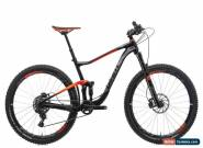 2017 Giant Anthem Advanced 2 Mountain Bike Medium Carbon/Alloy SRAM X1 11 Speed for Sale