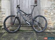 "Specialized Carbon S Works StumpJumper XTR 26"" Medium frame Thomson Layback Post for Sale"