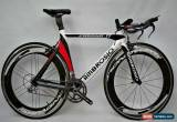 Classic Ambrosio Chrono Carbon TT Road Bike Large Frame Campagnolo Groupset And Wheelset for Sale