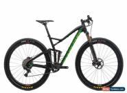 "2016 Niner RKT 9 RDO Mountain Bike Medium 29"" Carbon SRAM X01 11s Fox Maxxis for Sale"