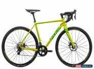 2018 Fuji Cross 1.7 Cyclocross Bike Small 52cm Aluminum Shimano 105 5800 11s for Sale