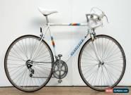 Vintage Peugeot Premiere 1989 56 cm HLE Sachs Huret White for Sale
