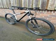 Genesis Core 30 2017 Hardtail MTB - EXCELLENT Condition - with Rockshox Air Fork for Sale