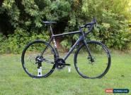2017 Cannondale Synapse Carbon Hi-Mod Disc Team Edition Road Endurance Bike 56cm for Sale