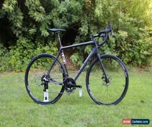Classic 2017 Cannondale Synapse Carbon Hi-Mod Disc Team Edition Road Endurance Bike 56cm for Sale
