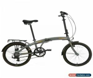 Classic Raleigh Evo-2 Unisex Folding Bike Alloy Frame 7 Gears for Sale
