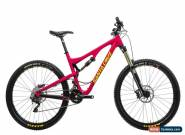 "2016 Santa Cruz Bronson C Mountain Bike Large 27.5"" Carbon Shimano Deore XT 2x10 for Sale"