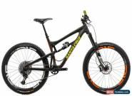 "2017 Santa Cruz Nomad CC Mountain Bike Large 27.5"" Carbon SRAM XX1 Eagle 12s for Sale"