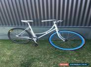 Speedwell Stepthrough Single Speed Bicycle Bike Fixie Fixed for Sale