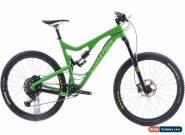USED 2015 Santa Cruz Bronson CC XL Full Suspension Carbon Mountain Bike Eagle for Sale