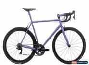 2016 Speedvagen OG1 Road Bike 58cm Large Steel Shimano Dura-Ace R9100 11s ENVE for Sale