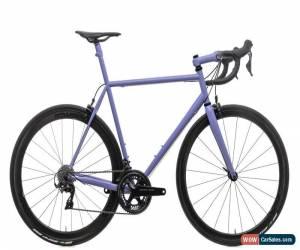 Classic 2016 Speedvagen OG1 Road Bike 58cm Large Steel Shimano Dura-Ace R9100 11s ENVE for Sale