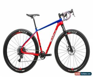 "Classic 2019 Salsa Cutthroat Gravel Bike Medium 29"" Carbon SRAM Apex 1 11 Speed for Sale"