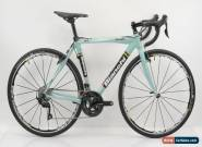 Bianchi 2013 Cavaria D2 Carbon Cross Bike 52cm Celeste for Sale