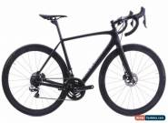 USED 2015 Specialized S-Works Tarmac Dura Ace Di2 Disc 54cm Carbon Road Bike for Sale