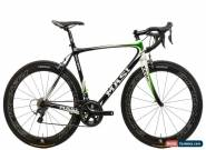 2013 Masi Evoluzione Road Bike 56cm Large Carbon Shimano Ultegra 6800 11 Speed for Sale