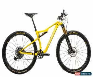 "Classic 2019 Orbea Oiz M10 TR Mountain Bike Medium 29"" Carbon SRAM Eagle 12 Speed for Sale"