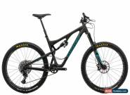 "2017 Santa Cruz Bronson CC Mountain Bike Large 27.5"" Carbon SRAM X01 Eagle 12s for Sale"