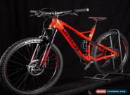 Used 2019 Ghost Slamr 6.9 Carbon 29er Mountain Bike Size XL for Sale