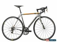 2016 Cannondale SuperSix Evo Road Bike 52cm Carbon SRAM Red 22 Mavic for Sale