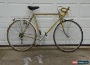 Sears Free Spirit,Reynolds 531 touring frame, Blackburn racks, Campagnolo brakes for Sale