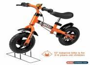 Enkeeo Childrens Kids Balance Bike Boys Girls Running Walking Training Bicycle A for Sale
