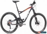 USED 2015 GT Sensor Carbon Expert Full Suspension Mountain Bike 27.5 SLX/XT 2x10 for Sale