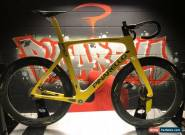 Unused Pinarello Dogma F10 Di2 Disc Fulcrum  Carbon Wheels Only 6k Huge Saving ! for Sale