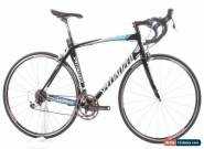 USED 2005 Specialized S-Works Tarmac 56cm Carbon Road Bike Dura Ace 2x10 for Sale