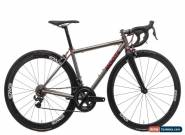 2014 Moots Vamoots RSL Road Bike 48cm Small Titanium Shimano Di2 11 Speed for Sale