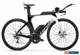 Classic 2020 Cervelo P-Series Disc Ultegra Carbon TT Tri Bike 58cm White/ Grey P3 NEW for Sale