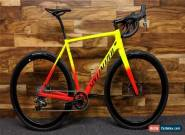 2019 SPECIALIZED CRUX EXPERT CARBON DISC 56cm 700C CYCLOCROSS *EXCELLENT COND* for Sale