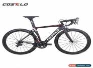 Costelo Speedcoupe road bicycle carbon complete bike wheels shimano R8000 group for Sale