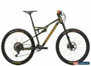 "2017 Cannondale Habit Carbon 2 Mountain Bike Medium 27.5"" Shimano XT XTR Lefty for Sale"