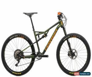 """Classic 2017 Cannondale Habit Carbon 2 Mountain Bike Medium 27.5"""" Shimano XT XTR Lefty for Sale"""